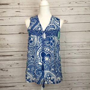 Plenty by Tracy Reese Anthropologie Tank Top XS